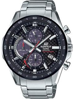 Японские наручные мужские часы Casio EFS-S540DB-1AUEF. Коллекция Edifice