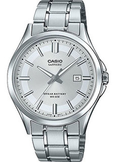 Японские наручные мужские часы Casio MTS-100D-7AVEF. Коллекция Analog