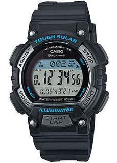 Японские наручные мужские часы Casio STL-S300H-1A. Коллекция Digital