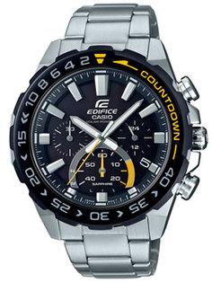 Японские наручные мужские часы Casio EFS-S550DB-1AVUEF. Коллекция Edifice