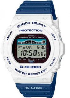 Японские наручные мужские часы Casio GWX-5700SS-7ER. Коллекция G-Shock