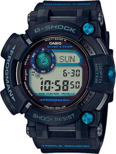 Японские наручные мужские часы Casio GWF-D1000B-1E. Коллекция G-Shock