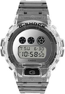 Японские наручные мужские часы Casio DW-6900SK-1ER. Коллекция G-Shock