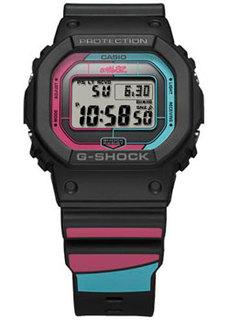 Японские наручные мужские часы Casio GW-B5600GZ-1ER. Коллекция Gorillaz x G-Shock