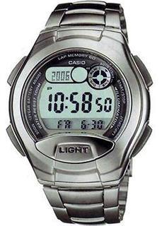 Японские наручные мужские часы Casio W-752D-1A. Коллекция Digital