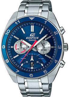Японские наручные мужские часы Casio EFV-590D-2AVUEF. Коллекция Edifice