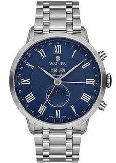 Швейцарские наручные мужские часы Wainer WA.25035A. Коллекция Masters Edition