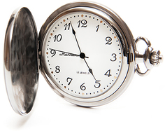 Российские наручные мужские часы Molniya M0030101. Коллекция Карманные часы