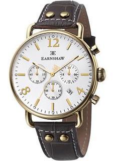 мужские часы Earnshaw ES-8001-02. Коллекция Investigator