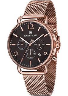 мужские часы Earnshaw ES-8001-66. Коллекция Investigator