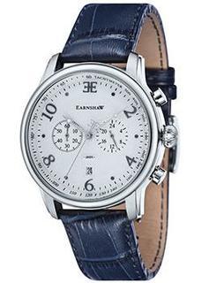 мужские часы Earnshaw ES-8058-01. Коллекция Longitude