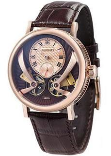 мужские часы Earnshaw ES-8059-03. Коллекция Beaufort