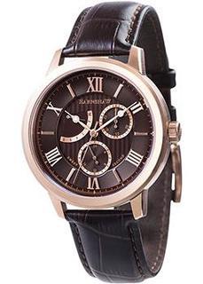 мужские часы Earnshaw ES-8060-04. Коллекция Cornwall