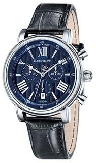 мужские часы Earnshaw ES-0016-02. Коллекция Longcase