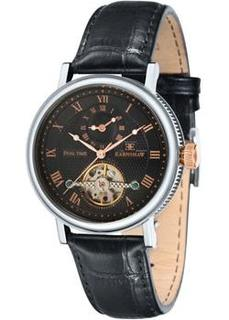 мужские часы Earnshaw ES-8047-01. Коллекция Beaufort