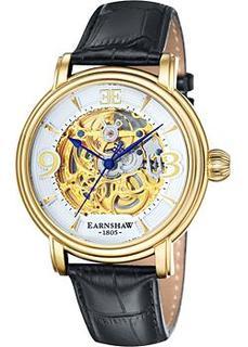 мужские часы Earnshaw ES-8011-04. Коллекция Longcase