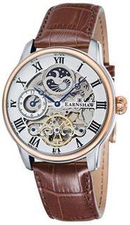 мужские часы Earnshaw ES-8006-08. Коллекция Longitude
