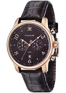 мужские часы Earnshaw ES-8058-02. Коллекция Longitude