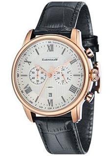 мужские часы Earnshaw ES-8058-03. Коллекция Longitude