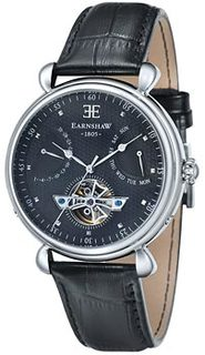 мужские часы Earnshaw ES-8046-01. Коллекция Grand Calendar