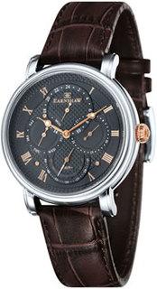 мужские часы Earnshaw ES-8048-02. Коллекция Longcase Master Calendar