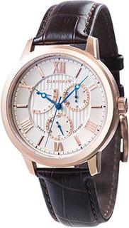 мужские часы Earnshaw ES-8060-03. Коллекция Cornwall