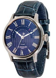 мужские часы Earnshaw ES-8077-05. Коллекция Cornwall Retrograde