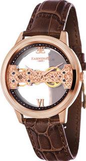 мужские часы Earnshaw ES-8065-04. Коллекция Cornwall Bridge
