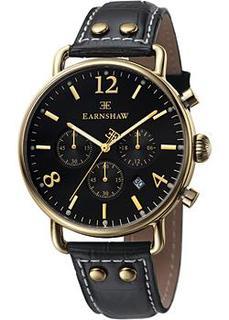 мужские часы Earnshaw ES-8001-01. Коллекция Investigator