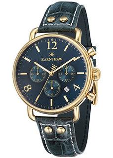 мужские часы Earnshaw ES-8001-06. Коллекция Investigator