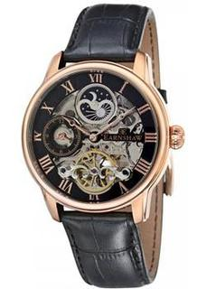 мужские часы Earnshaw ES-8006-07. Коллекция Longitude