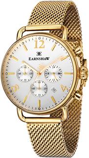 мужские часы Earnshaw ES-8001-22. Коллекция Investigator