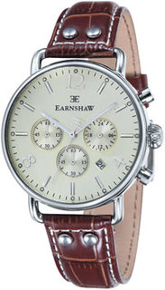 мужские часы Earnshaw ES-8001-05. Коллекция Investigator