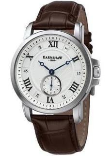 мужские часы Earnshaw ES-8021-02. Коллекция Fitzroy