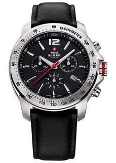Швейцарские наручные мужские часы Swiss military SM34033.04. Коллекция Military