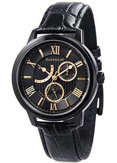 мужские часы Earnshaw ES-8060-05. Коллекция Cornwall