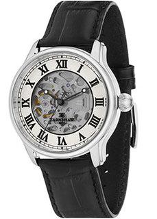 мужские часы Earnshaw ES-8807-01. Коллекция Longitude