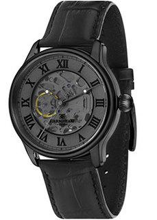 мужские часы Earnshaw ES-8807-03. Коллекция Longitude