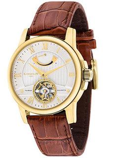 мужские часы Earnshaw ES-8081-04. Коллекция Flinders