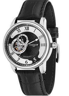 мужские часы Earnshaw ES-8803-01. Коллекция Longitude