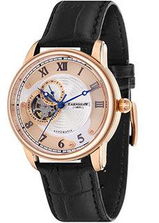мужские часы Earnshaw ES-8803-03. Коллекция Longitude
