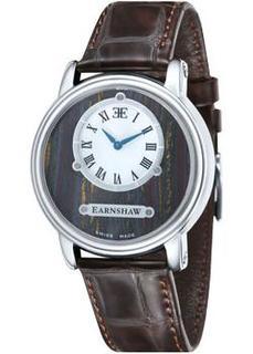 мужские часы Earnshaw ES-0027-03. Коллекция Lapidary