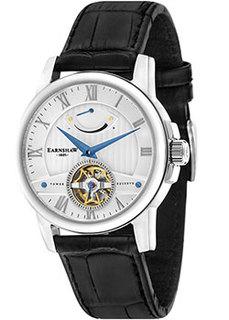 мужские часы Earnshaw ES-8081-03. Коллекция Flinders