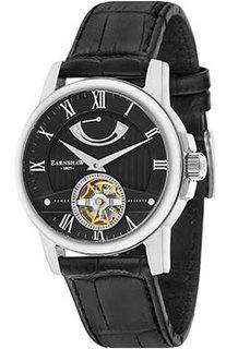 мужские часы Earnshaw ES-8081-01. Коллекция Flinders