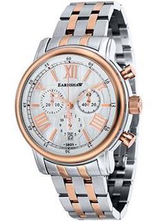 мужские часы Earnshaw ES-0016-44. Коллекция Longcase