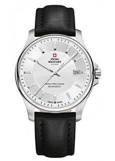 Швейцарские наручные мужские часы Swiss military SM30200.11. Коллекция Кварцевые часы