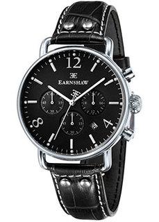 мужские часы Earnshaw ES-8001-03. Коллекция Investigator