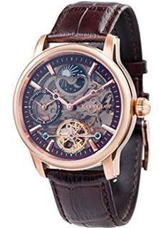 мужские часы Earnshaw ES-8063-06. Коллекция Longitude