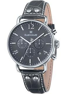 мужские часы Earnshaw ES-8001-07. Коллекция Investigator