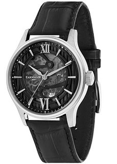 мужские часы Earnshaw ES-8801-01. Коллекция Bauer